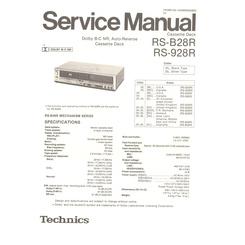 RS B28R Service Manual P 866