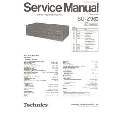 technics su z960 wiring diagram    su       z960       technics    service manual highqualitymanuals com     su       z960       technics    service manual highqualitymanuals com